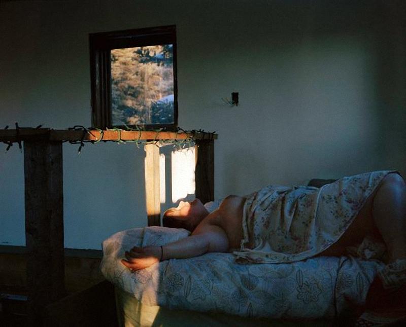 026 Фотограф Джен Дэвис: История человека, запертого в своем теле