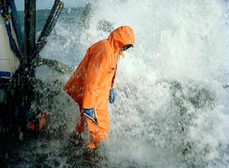 0278 Кори Арнолд. Добыча краба, трески ипалтуса вБеринговом море