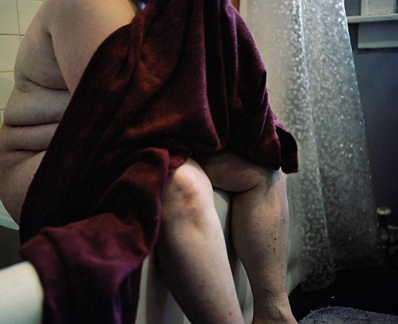 030 Фотограф Джен Дэвис: История человека, запертого в своем теле