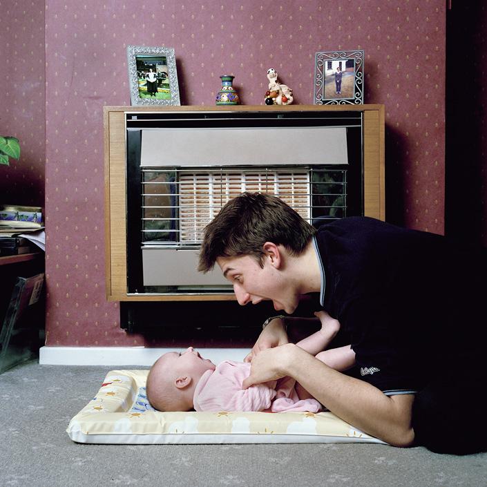 034 Юные отцы со своими детьми