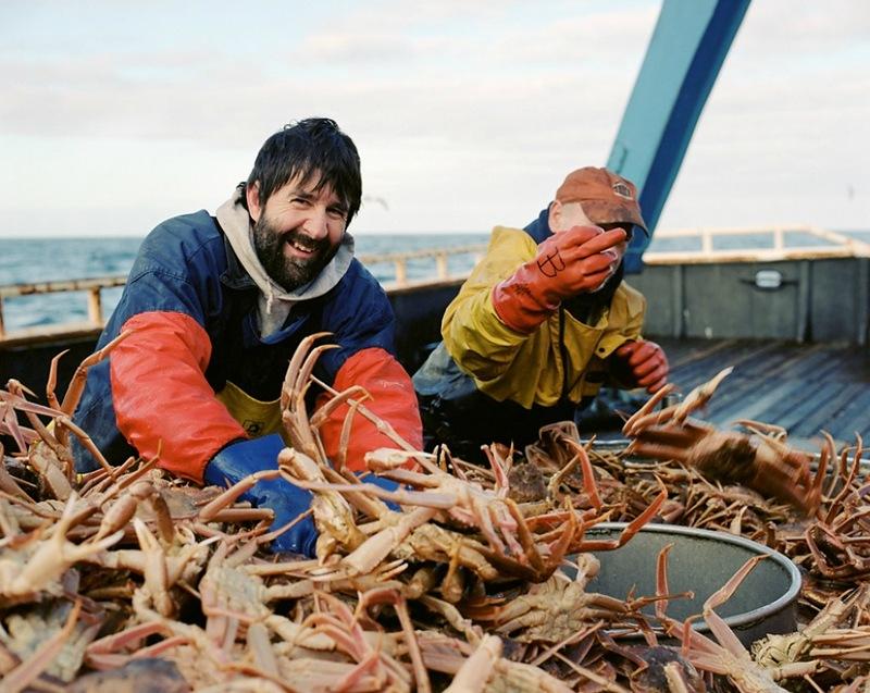 0374 Кори Арнолд. Добыча краба, трески и палтуса в Беринговом море