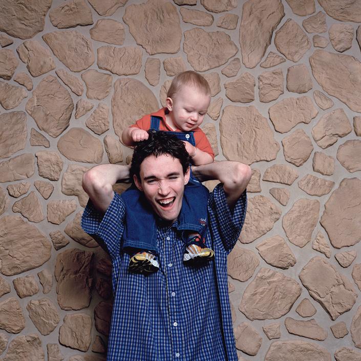 042 Юные отцы со своими детьми