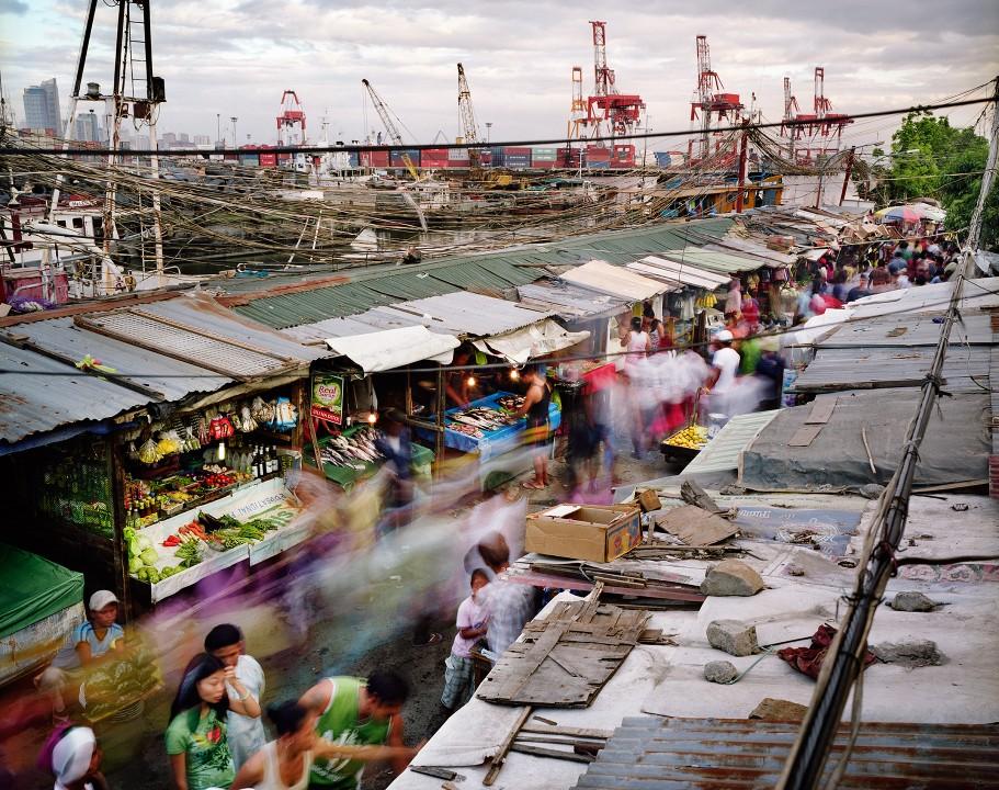 051 Суматоха больших городов в фотопроекте Metropolis