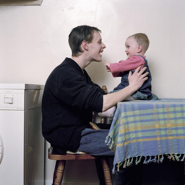 052 Юные отцы со своими детьми