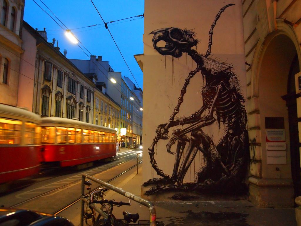 07800000 Животный стрит арт от бельгийского граффитчика ROA