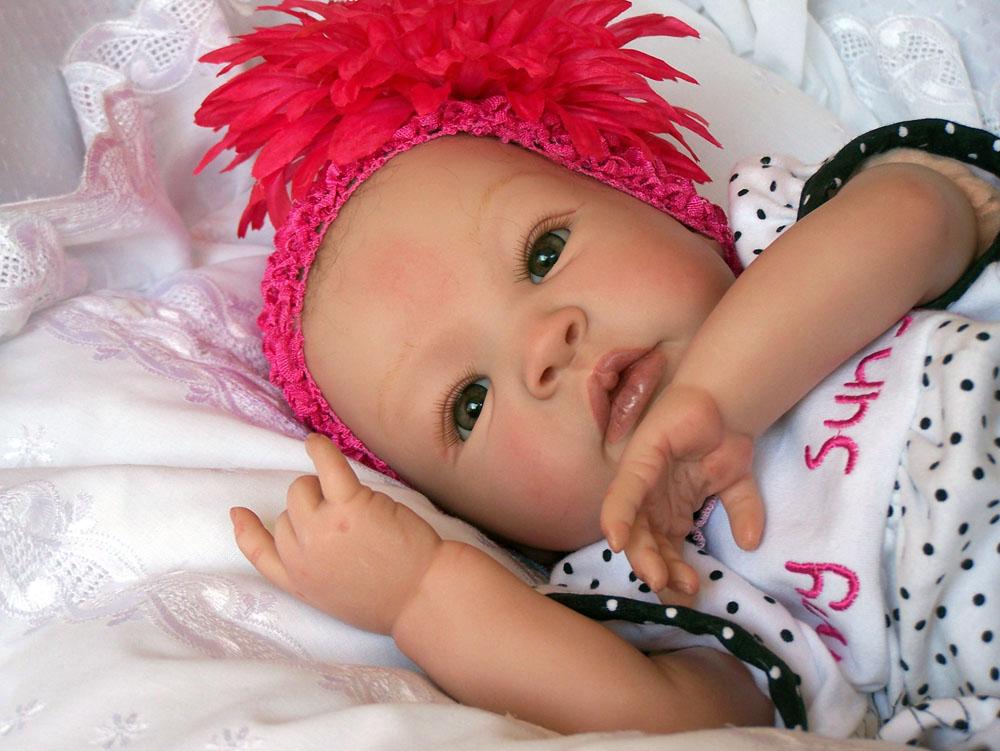 100 2870 Почти живые: удивительно реалистичные куклы реборн