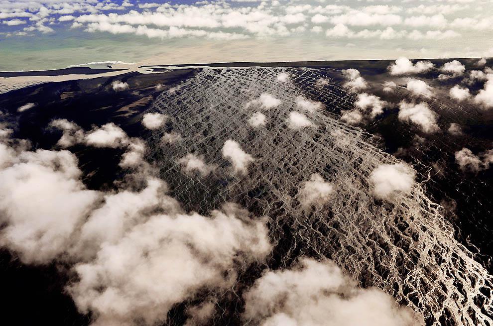10135 Исландия с высоты птичьего полета