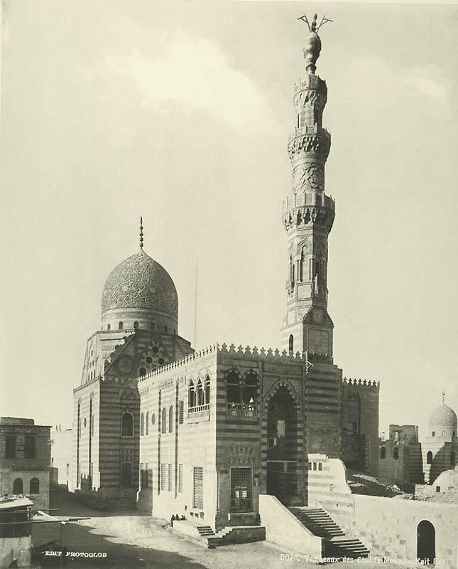 1021 Фотографии из Египта 1870 х годов