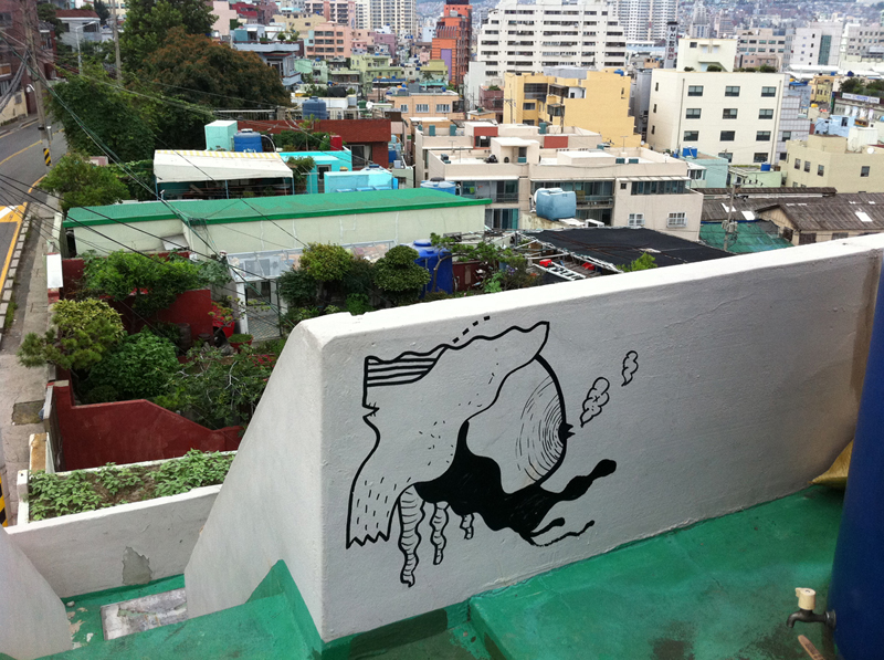 10240000 Абстрактный стрит арт от Junkhouse