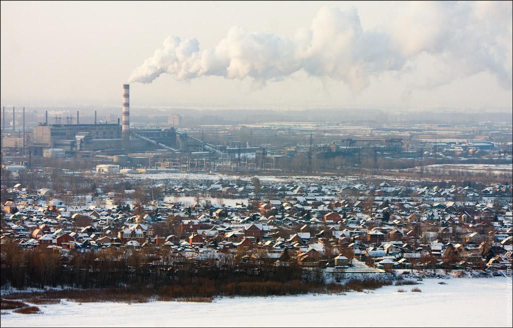 1072 Высотный Новосибирск от Виталия Раскалова