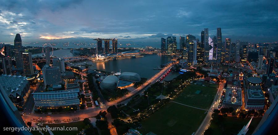 1109 Сингапур