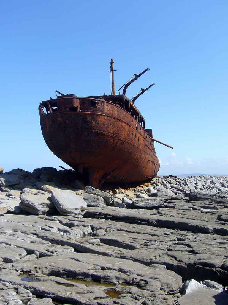 11111 Живописные последствия кораблекрушений