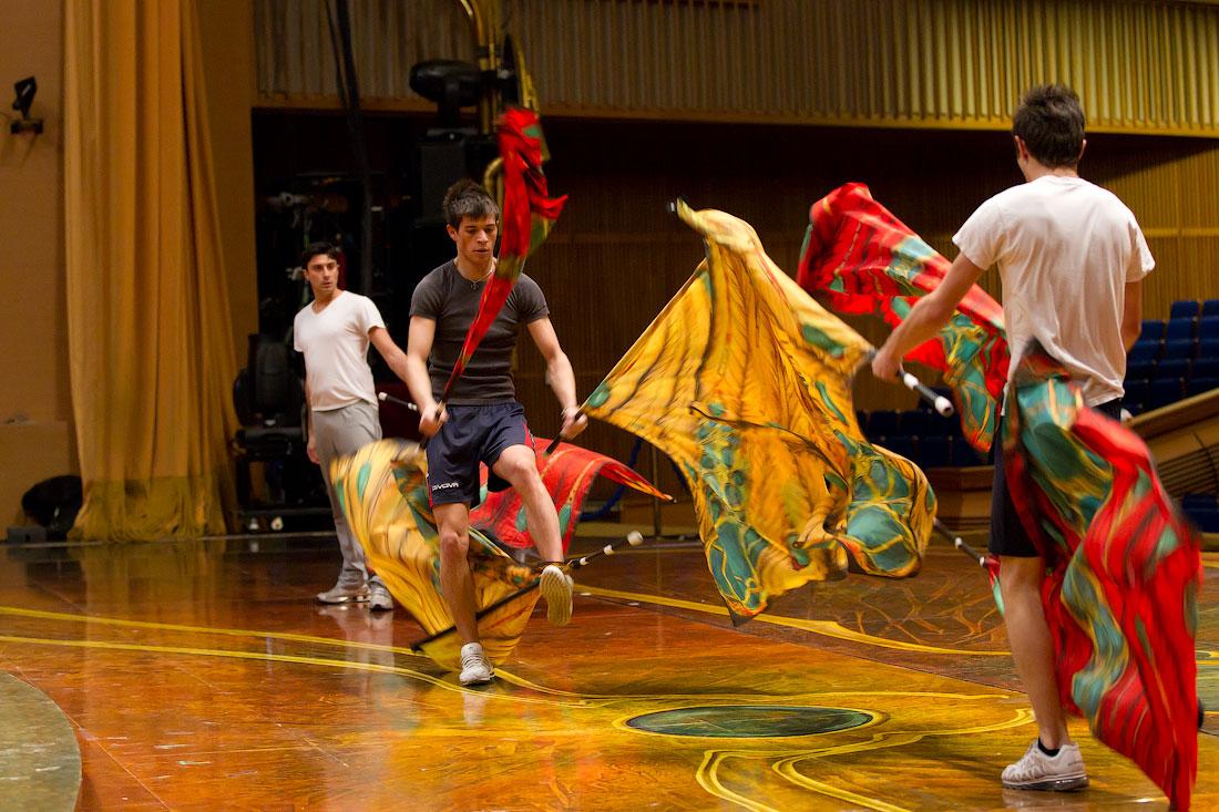 11129 Cirque du Soleil в Кремле