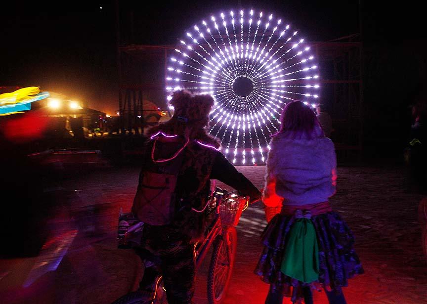 Легендарный фестиваль «Burning Man» в этом году возможно не состоится