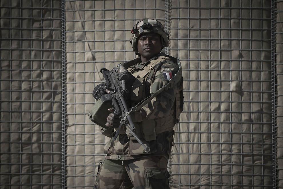 11147 Портреты бойцов Иностранного Легиона