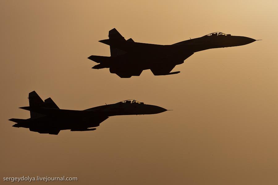 1131 Авиасалон в Бахрейне: Фотографии, сделанные против солнца