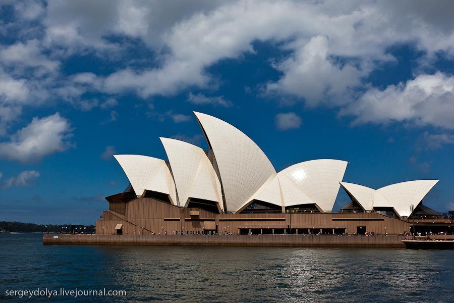 1132 Сиднейский оперный театр