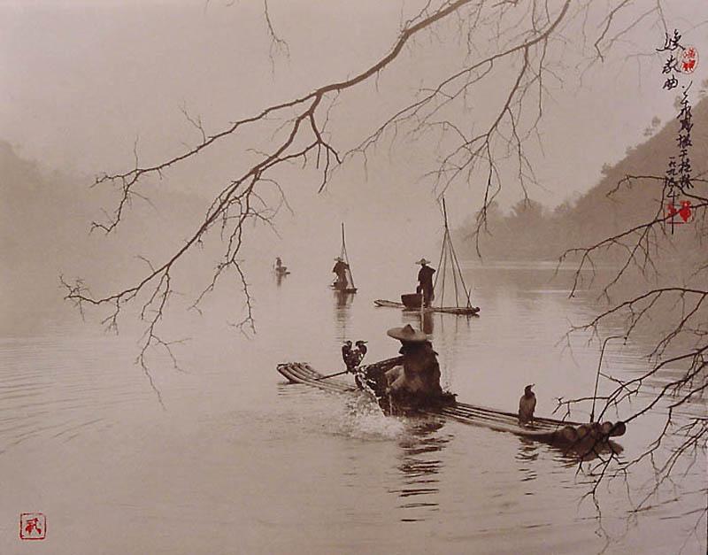 1141 Фотографии в стиле традиционной китайской живописи