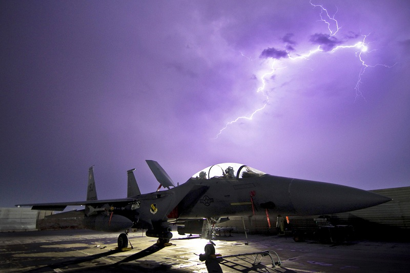 25 потрясающих фото от ВВССША
