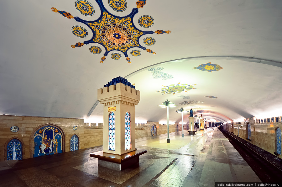 1159 Казанский метрополитен