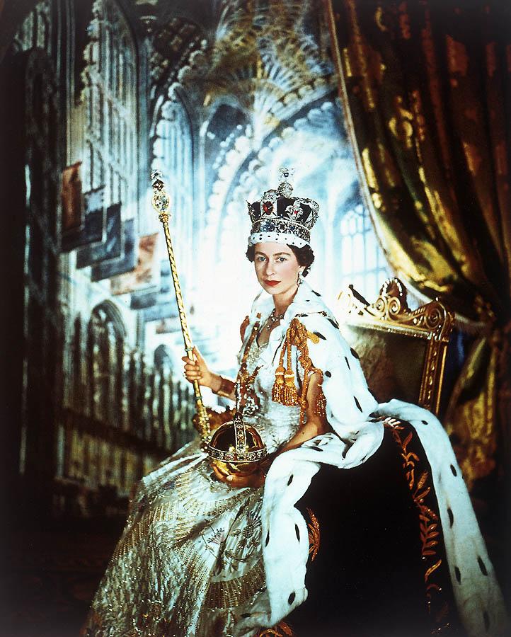 1164 Королева Британии Елизавета II: 60 лет на троне