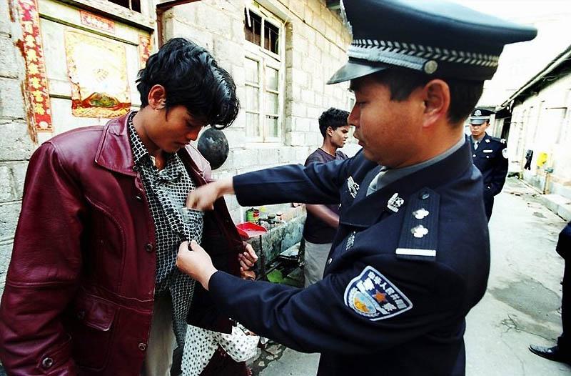 1171 Героин: из Бирмы в Китай