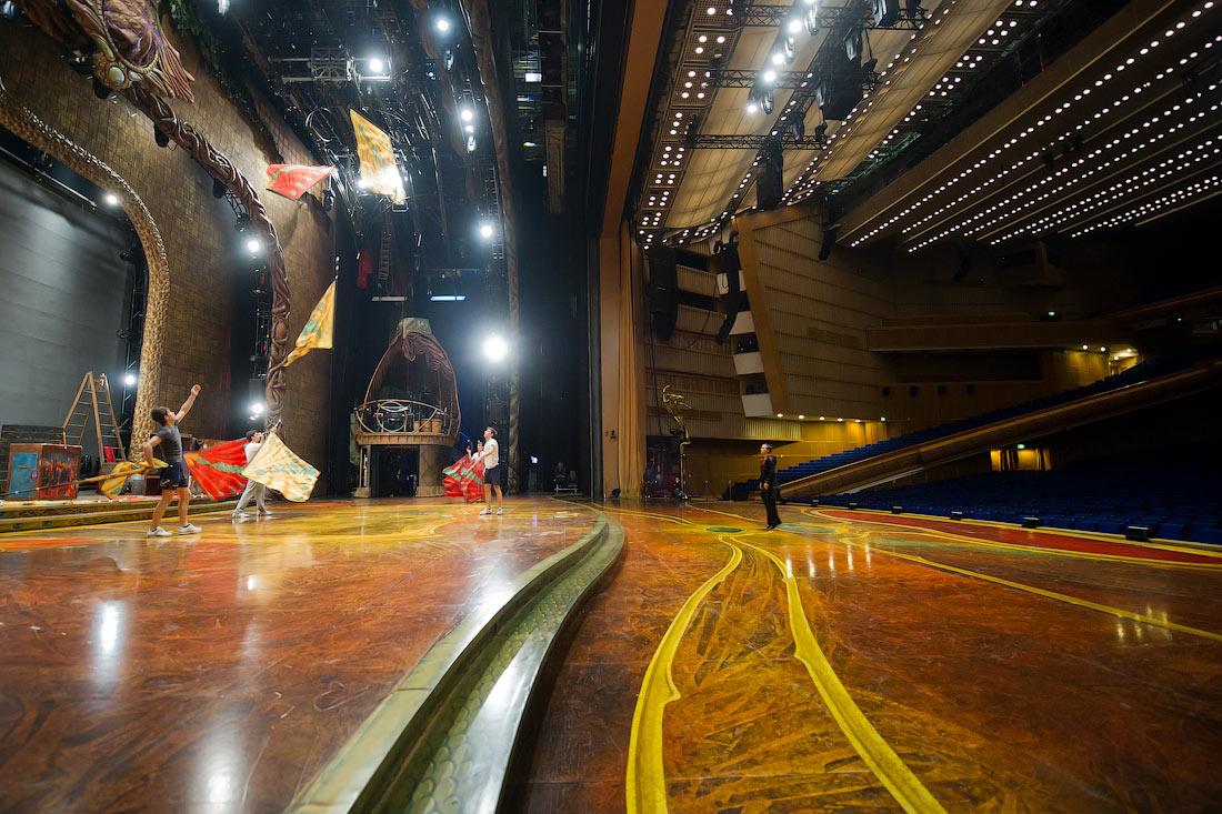 12103 Cirque du Soleil в Кремле