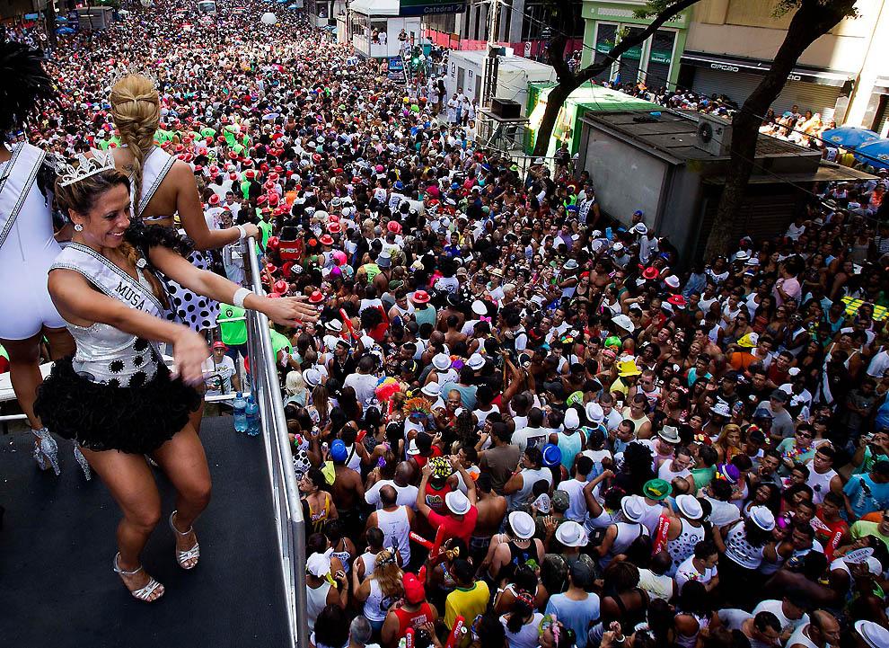 12123 Карнавал в Рио 2012