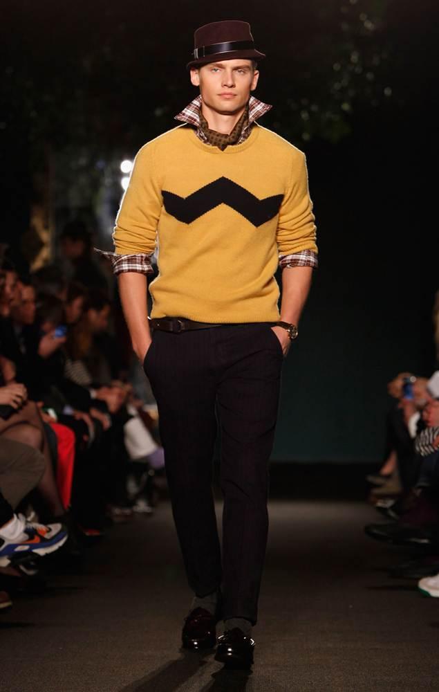 12126 Странные наряды на Нью йоркской неделе моды