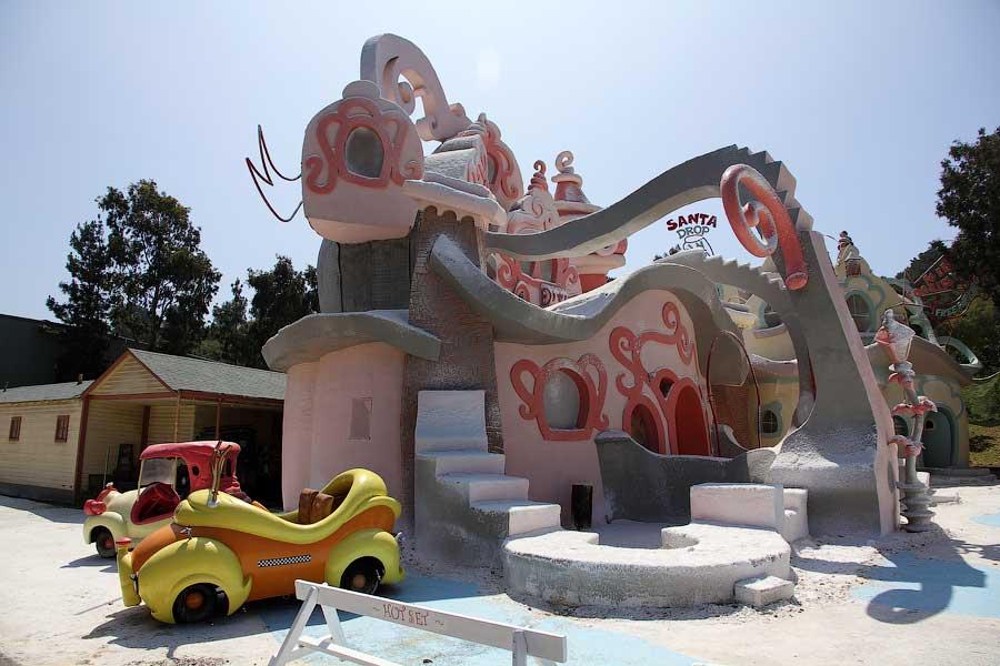 12155 Universal Studios в Лос Анджелесе