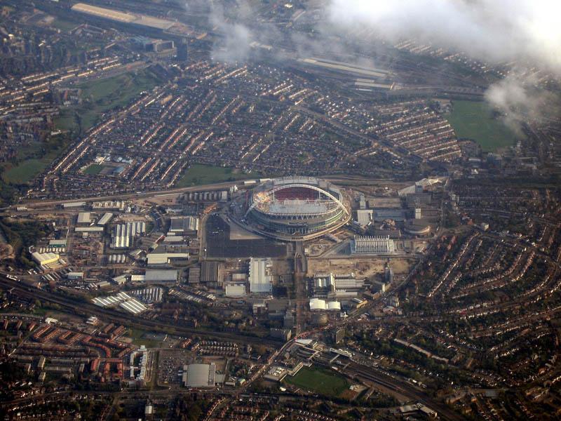 1245 25 стадионов   вид сверху