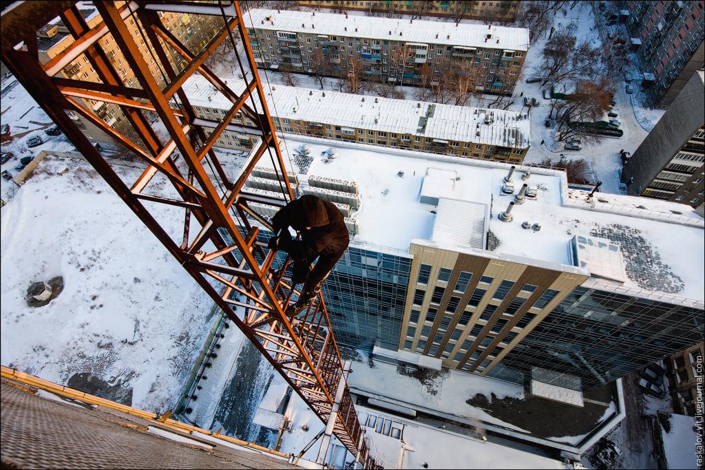 1267 Высотный Новосибирск от Виталия Раскалова