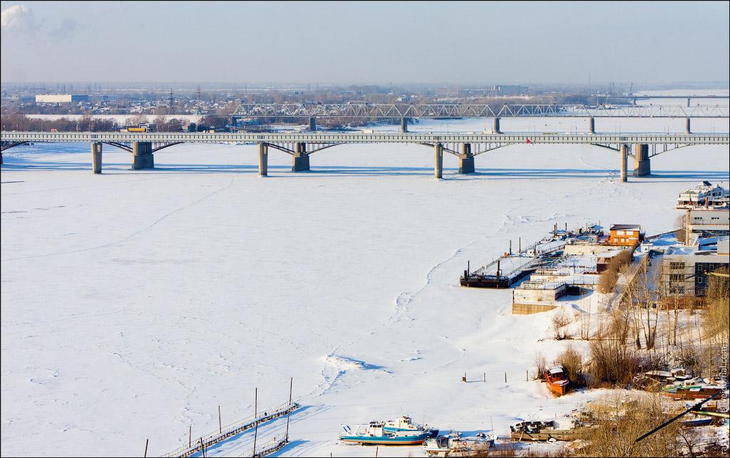 1268 Высотный Новосибирск от Виталия Раскалова