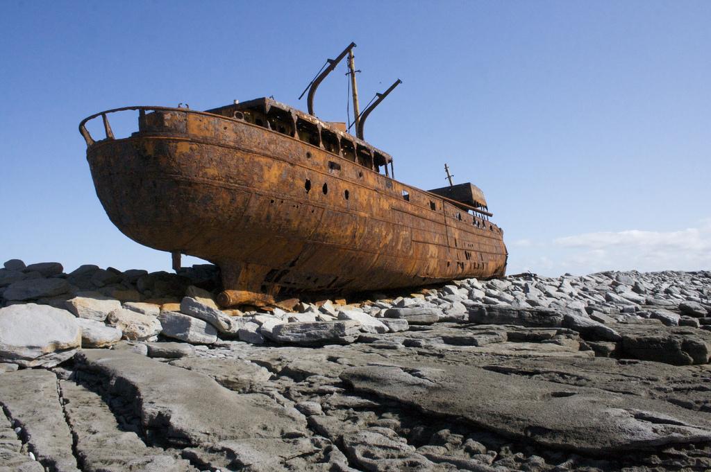 1272 Живописные последствия кораблекрушений