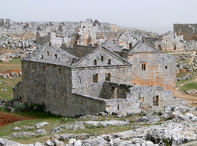 Мертвые города Сирии