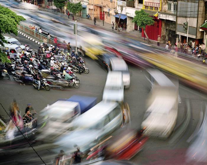 130.Work in Progress Jakarta World Press Photo Award 2011 Суматоха больших городов в фотопроекте Metropolis