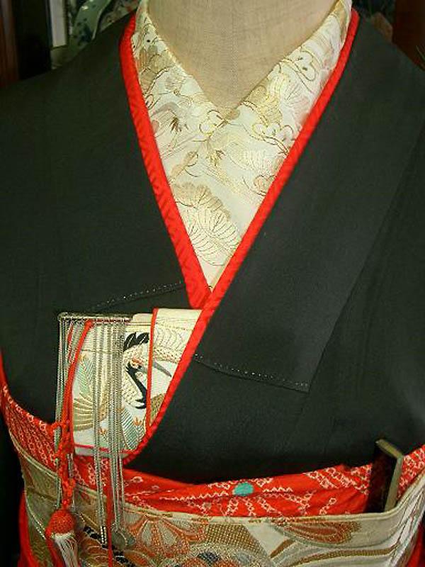 13118 Свадебные кимоно конца 19   начала 20 века