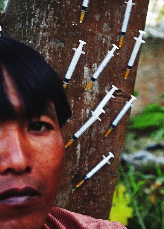 1327 Героин: из Бирмы в Китай