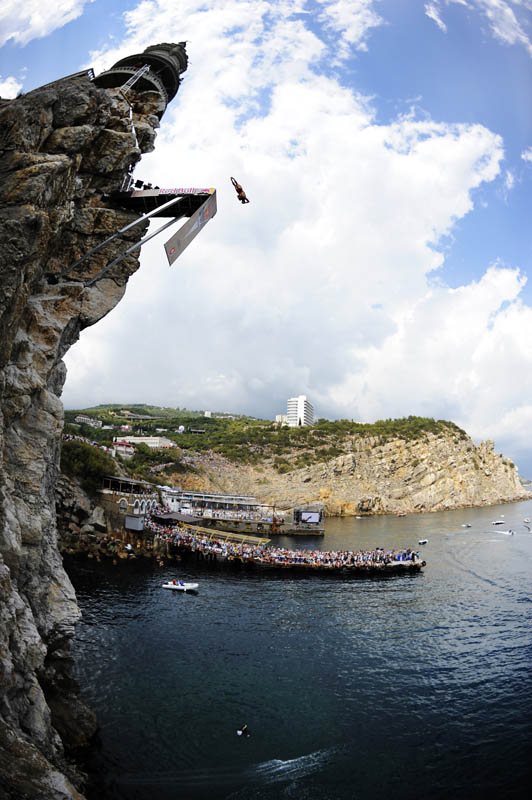1350 Лучшие фото с Red Bull Cliff Diving