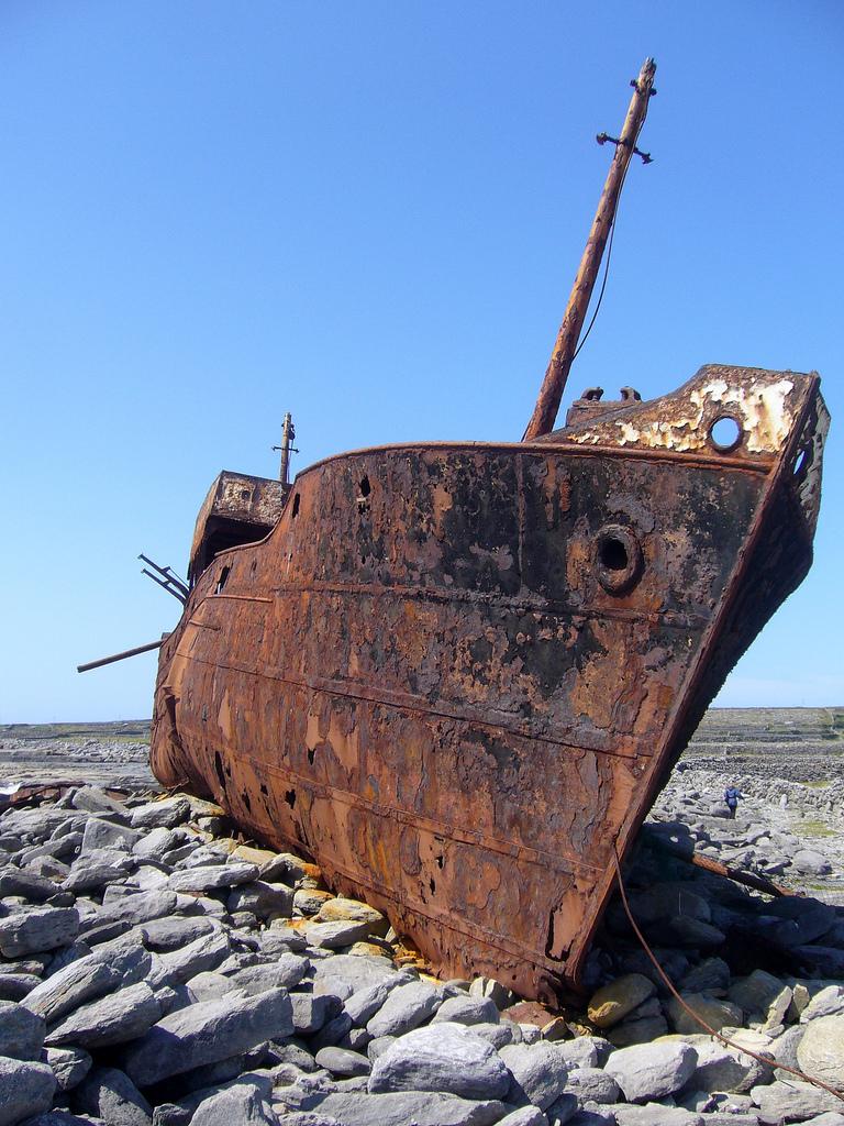 1367 Живописные последствия кораблекрушений