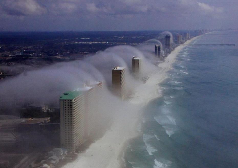 1405 Волны тумана в Панама Сити