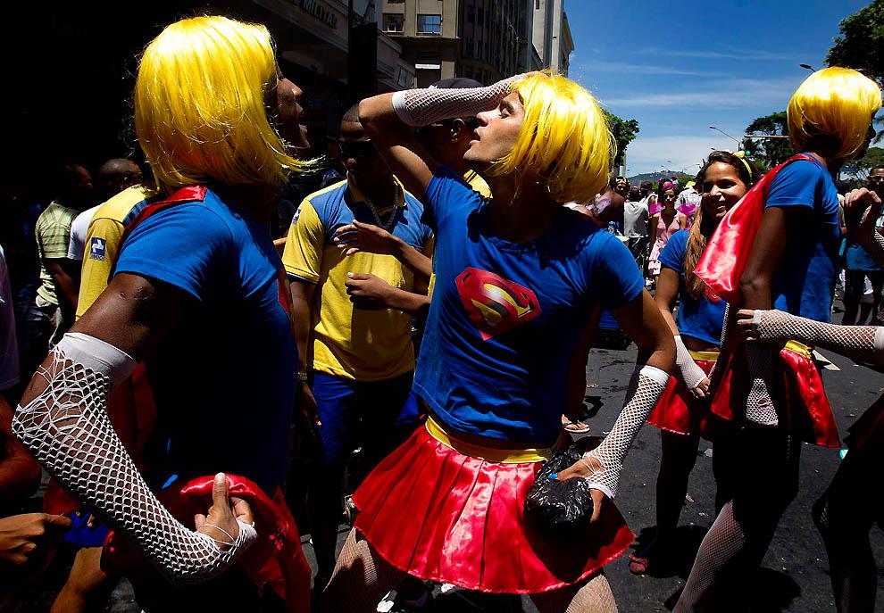 14102 Карнавал в Рио 2012