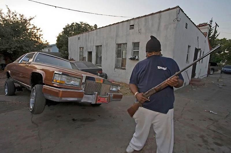 14124 Войны банд в Лос Анджелесе