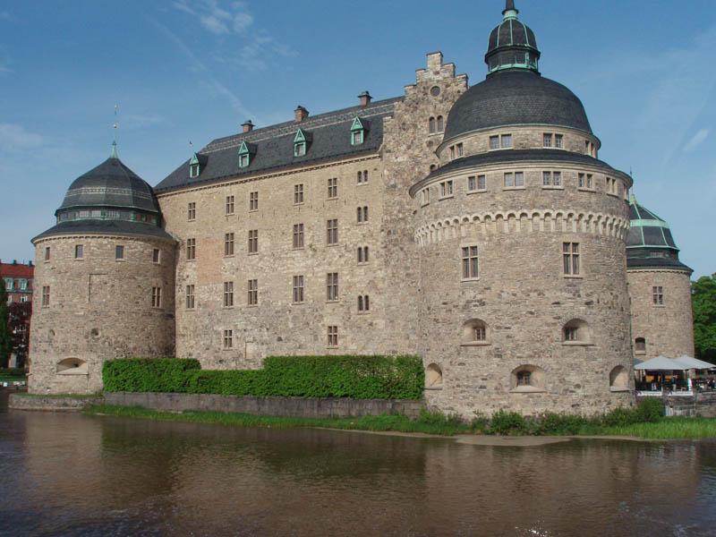 1439 Замки на воде или 20 самых красивых замковых рвов в мире