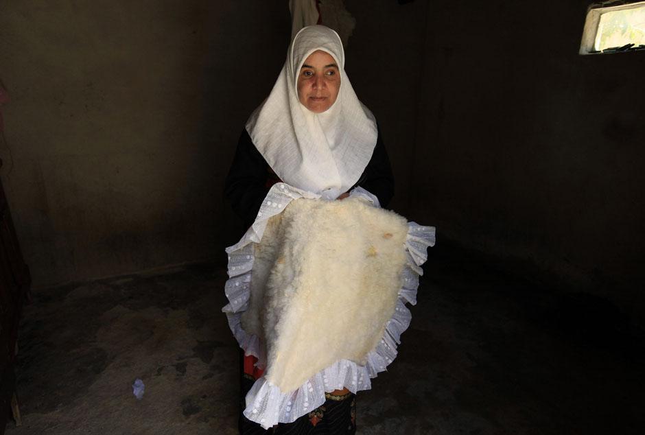 1443 Дневник фотографа: Зора Бенсемра арабская женщина фотокорреспондент