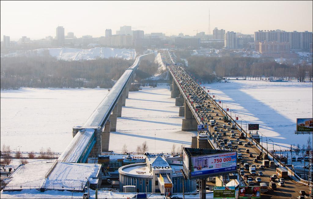 1463 Высотный Новосибирск от Виталия Раскалова