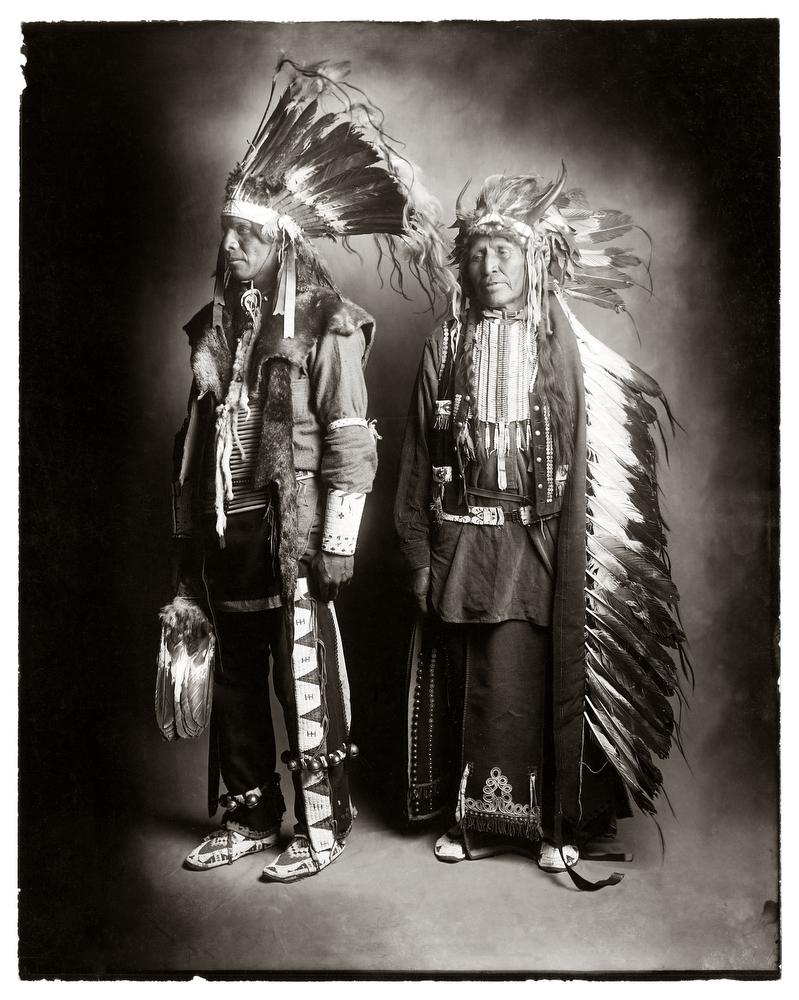 Индейцы штата Колорадо, Юта, Нью Мехико и Аризона.
