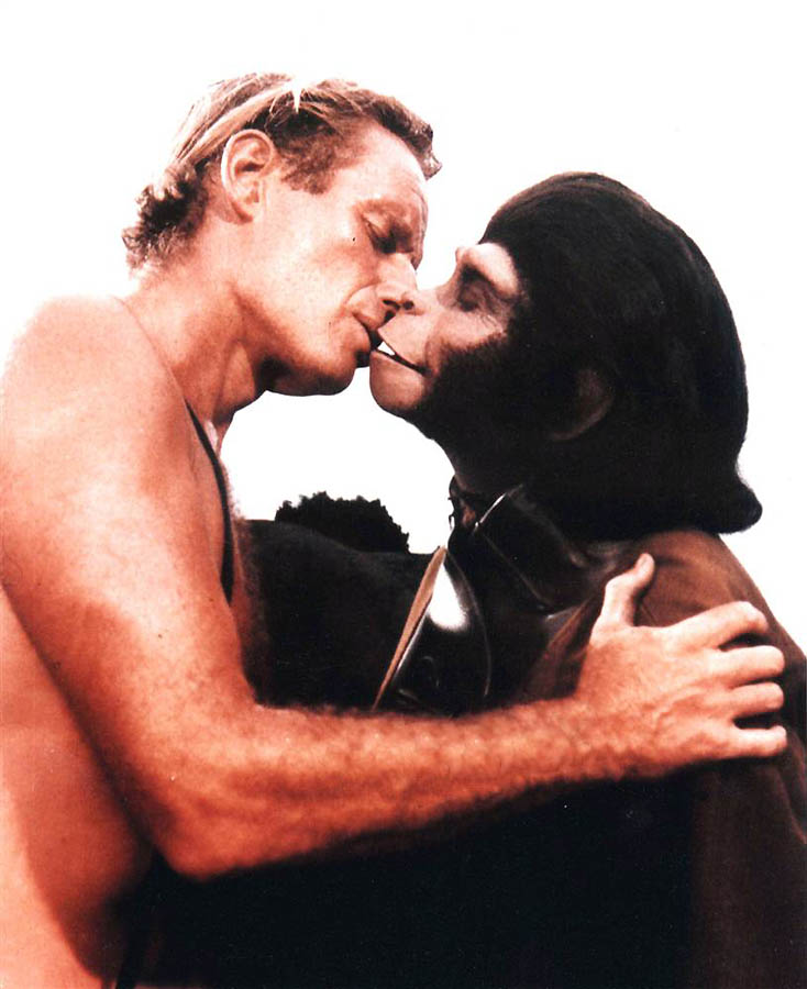 1484 Cамые известные поцелуи