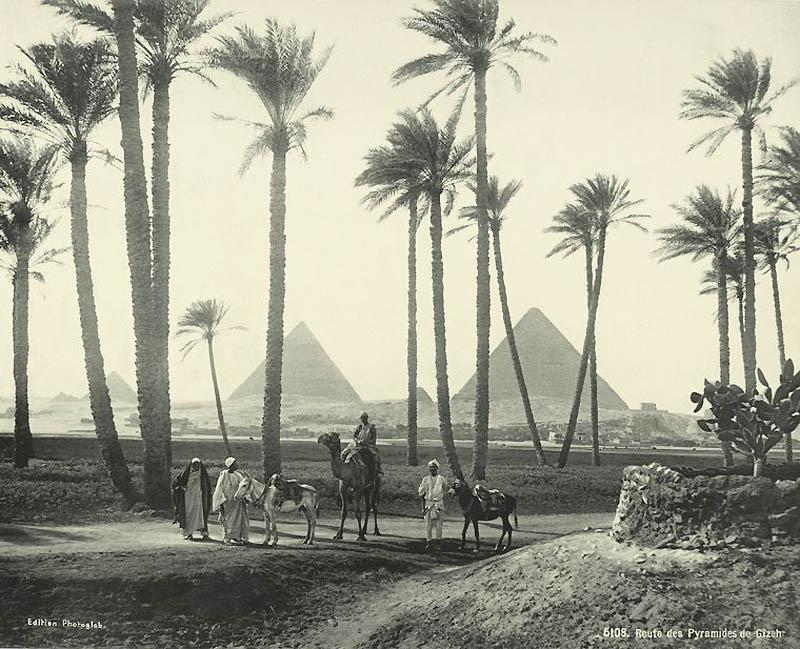 1516 Фотографии из Египта 1870 х годов