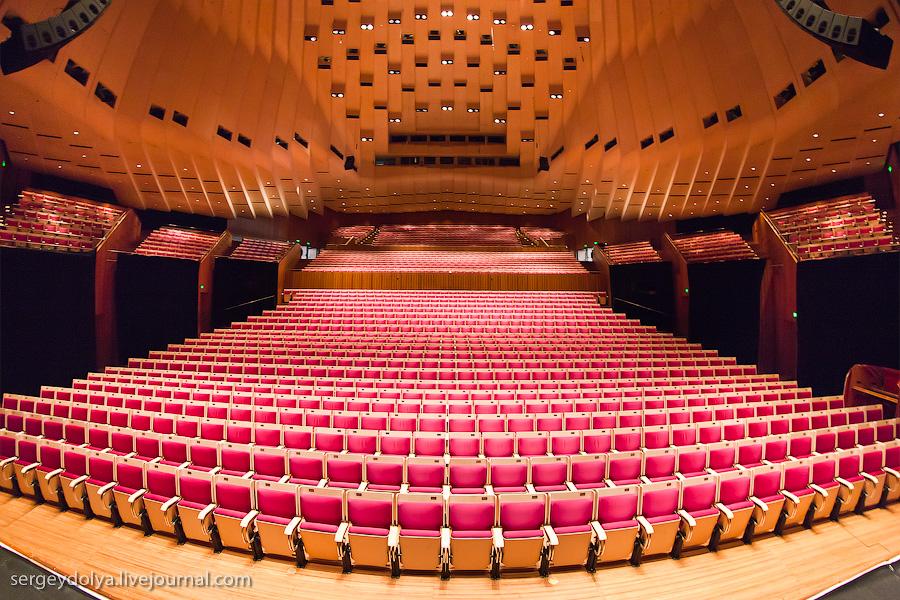 1522 Сиднейский оперный театр